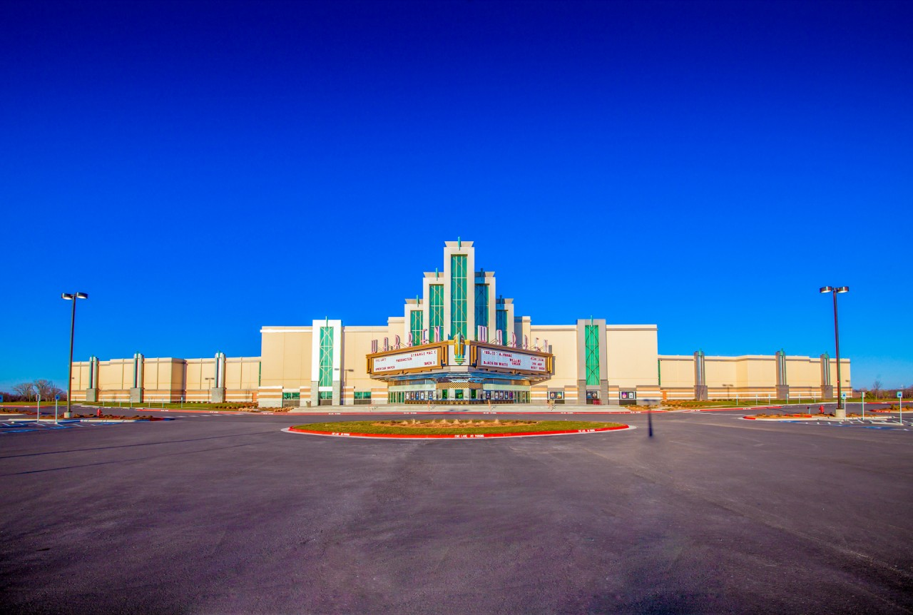 Tilt-Up Achievement Award for Warren Theatre – Broken Arrow, Oklahoma