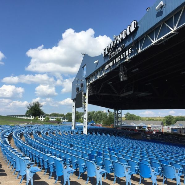 Hollywood Casino Amphitheatre Projects