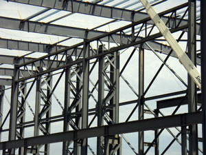 Structural Engineering Steel Products